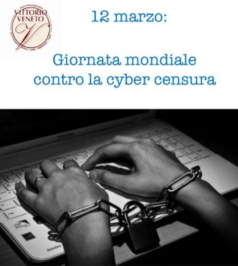 Giornata mondiale contro la Cyber censura