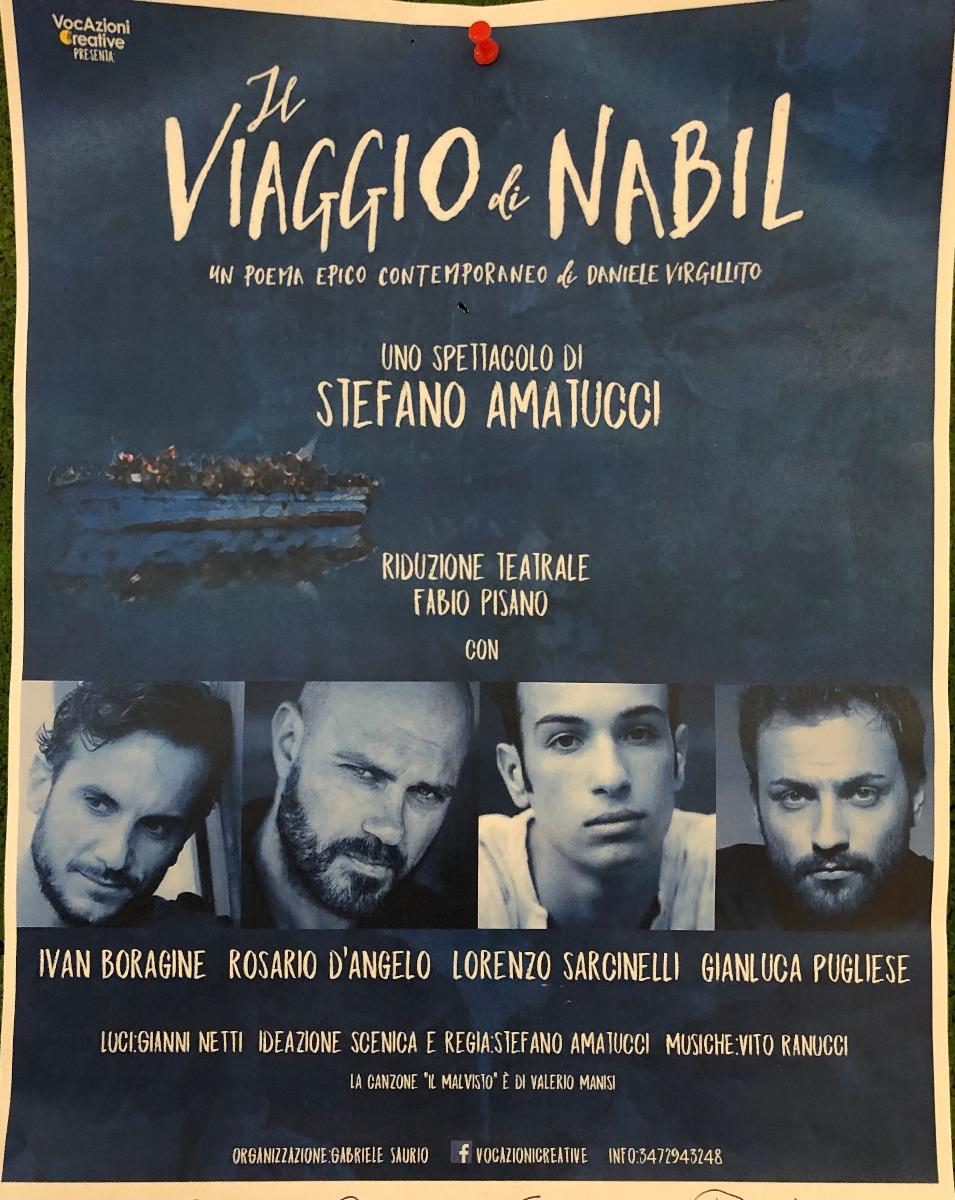 Il viaggio di Nabil